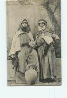 ALGERIE - Bédouines Du Sud - TBE - 2 Scans - Women