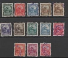 Venezuela 1940-44 Simon Bolivar Airpost Stamps. - Venezuela