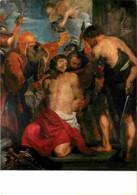 Art - Peinture - Pierre-Paul Rubens - Le Martyre De Saint Georges - Voir Scans Recto-Verso - Peintures & Tableaux