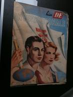 Hier De Internationale (1953 ?) (Bevrijding) : Kongo, KAJ, R Van Doren, Cardijn - General Issues