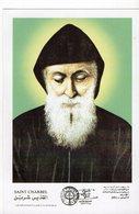 SANTINO  Image Pieuse Image Religieuse Holy Card San Charbel - Religione & Esoterismo