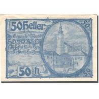 Billet, Autriche, Hofkirchen, 50 Heller, Eglise, 1920 SPL Mehl:FS 386Ia1 - Austria