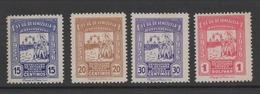 Venezuela 1946 Allegory Of Republic Unmounted Mint Stamp Set. - Venezuela
