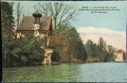 Olivet - Les Bords Du Loiret - Châlet De La Quetonnière Et Le Moulin De St. Samson  . - Autres Communes