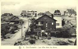 Oost Dunkerke Les Villas Dans Les Dunes RV - Oostduinkerke