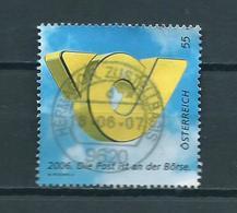 2006 Austria Post Used/gebruikt/oblitere - 2001-10 Afgestempeld