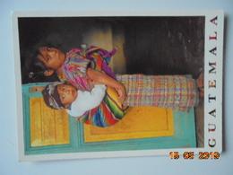 Guatemala. Ninas De Totonicapan. Xu Balba Postmarked 2009. 17 X 12 Cm. - Guatemala
