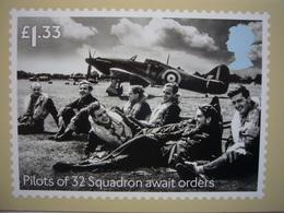 Avion / Airplane / ROYAL AIR FORCE / Hawker Hurricane - 1939-1945: 2a Guerra