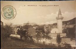 Philippeville - Vue Générale - La Mosquée  . - Oran