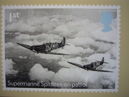 Avion / Airplane / ROYAL AIR FORCE / Supermarine Spitfires - 1939-1945: 2a Guerra