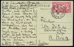 """FRANKREICH 1928 90 C. """"Kongreß Der Amerikan.Legion"""", EF Mit  Bahnpoststempel: VERDUN SIMEUSE A LERDUVILLE, Klar Gest. Au - Geschiedenis"""