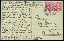"FRANKREICH 1928 90 C. ""Kongreß Der Amerikan.Legion"", EF Mit  Bahnpoststempel: VERDUN SIMEUSE A LERDUVILLE, Klar Gest. Au - Zonder Classificatie"