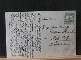 A8934  CP  POUR ALLEMAGNE  1911 - Colonie: Afrique Sud-Occidentale