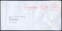 6251 SELTERS,TAUNUS 1/ E10 8906/ WACHTURM/ BIBEL-U.TRAKTAT GESELLSCHAFT/ DEUTSCHER ZWEIG E.V. 1984 (8.6.) AFS (= Wachtur - Christendom