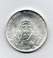 """San Marino - 1980 - 1000 Lire FDC - """"San Benedetto"""" - Argento 835 - Con Custodia Originale - (MW2395) - San Marino"""