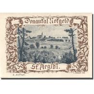 Billet, Autriche, St Aegidi, 50 Heller, Paysage, SPL, Mehl:FS 127j - Austria