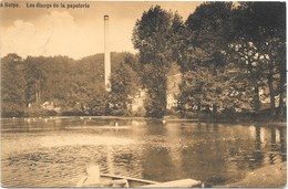 La Hulpe NA32: Les étangs De La Papeterie 1910 - La Hulpe