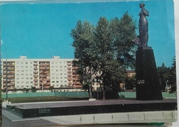 Kiev - The Monument Lesya Ukrainka - In 1976 - Ukraine