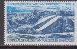 TAAF Terre Australes Antarctiques Françaises: 1981 Geologia Set MNH - Terre Australi E Antartiche Francesi (TAAF)