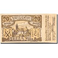 Billet, Autriche, Zell A/d Ybbs, 20 Heller, Eglise, 1920 SPL Mehl:FS 1272aC - Austria