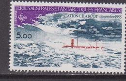 TAAF Terre Australes Antarctiques Françaises: 1981 Charcot Set MNH - Terre Australi E Antartiche Francesi (TAAF)
