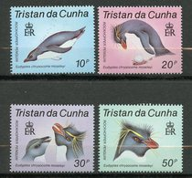 Tristan Da Cunha, Yvert 406/409, Scott 408/411, MNH - Tristan Da Cunha
