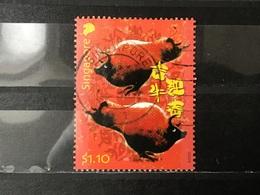 Singapore - Jaar Van De Os (1.10) 2009 - Singapore (1959-...)