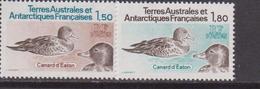 TAAF Terre Australes Antarctiques Françaises: Fauna Antartica - Anatre Ducks Set MNH - Tierras Australes Y Antárticas Francesas (TAAF)