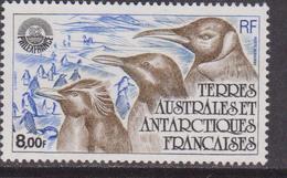 TAAF Terre Australes Antarctiques Françaises: 1982 Fauna Antartica - Pinguini Penguins  Set MNH - Tierras Australes Y Antárticas Francesas (TAAF)