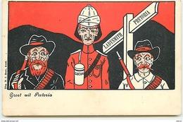 Guerre Des Boers - Groet Uit Pretoria - Satirical
