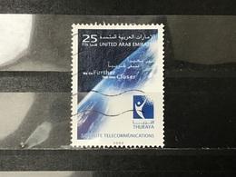 VAE / UAE - Satelliet (25) 2003 - Verenigde Arabische Emiraten