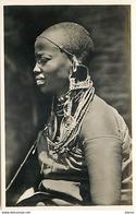 L'Afrique Qui Disparait - KENIA - Femme Massai - C. Zagourski - Kenya