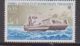 TAAF Terre Australes Antarctiques Françaises: 1982 Ship  Set MNH - Terre Australi E Antartiche Francesi (TAAF)
