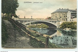 Ljubljana - Jubilejski Most - Slovénie