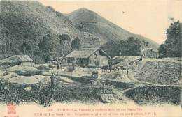 TONKIN Yunnan  Nam-thi  Briquetterie  INDO,0088 - Viêt-Nam