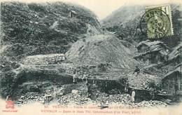TONKIN Yunnan  Nam-thi  Construction Pont  INDO,0089 - Viêt-Nam