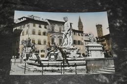 6101    FIRENZE, PIAZZA DELLA SIGNORIA, FONTANA.............. - Firenze (Florence)