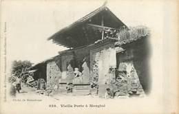 TONKIN  Vieille Porte De MONGTZE   INDO,0094 - Viêt-Nam