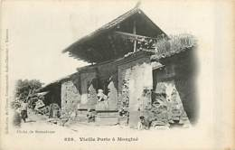 TONKIN  Vieille Porte De MONGTZE   INDO,0094 - Vietnam