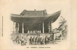TONKIN  Yunnan   Theatre De Post        INDO,0097 - Vietnam