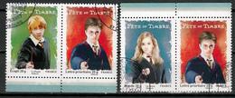 Frankrijk Mi 4226,4228 C  Harry Potter Gestempeld Fine Used - Frankrijk