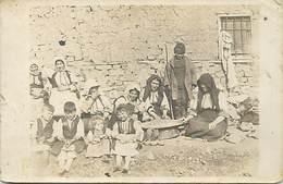 Pays Div -ref T647- Guerre 1914-18 - Macedoine - Carte Photo - Photo Postcard - - Macédoine