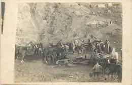Pays Div -ref T646- Guerre 1914-18 - Macedoine - Carte Photo - Photo Postcard - - Macédoine