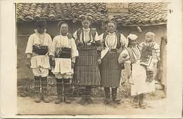 Pays Div -ref T645- Guerre 1914-18 - Macedoine - Carte Photo - Photo Postcard - - Macédoine