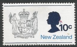 New Zealand. 1970 Definitives. 10c MH. SG 925 - Nouvelle-Zélande