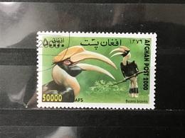 Afghanistan - Vogels (50000) 2000 - Afghanistan