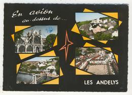 27 - Les Andelys -        Multivues       Vues Aériennes - Les Andelys