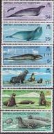 1983 ANTARTICO BRITANNICO/BAT BRITISH ANTARCTIC TERRITORY - Seals 118/123 MNH - Nuovi