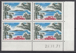 N° 1646 - X X - Daté 23/11/71 - Dated Corners