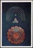 MEXICO 1957 15 C. BiP Juarez, Grün: Indigener Schmuck (vor-spanische Zeit) = Halsketten, Halskrause Etc., Ungebr. - SCHM - Geologie